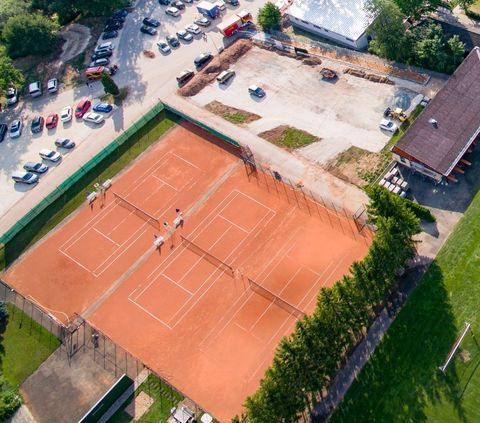 Tennisplatz Windsbach